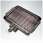 TREVI - CL217 GranGrill Barbecue Elettrico Potenza 2200...