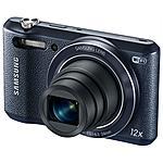 SAMSUNG - WB35 Nero Sensore CCD 16Mpx Display 3'' Filmati HD...