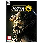 BETHESDA - PC - Fallout 76 - Day one: 2019