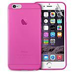 PURO - Cover Ultra Slim per iPhone 6 Plus - Rosa