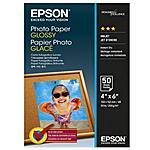 EPSON - Carta Fotografica Lucida Formato 10x15 cm...
