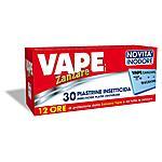VAPE - Piastrine Zanzare 30 Pz Inodore