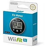 NINTENDO - Wii U Fit Meter Black