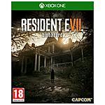 CAPCOM - XONE - Resident Evil 7 Biohazard
