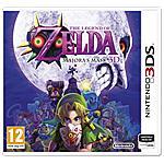 NINTENDO - N3DS - The Legend of Zelda: Majora's Mask