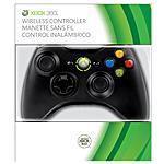 MICROSOFT - X360 - Controller Wireless - Colore Nero