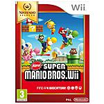 NINTENDO - WII - New Super Mario Bros Wii Selects