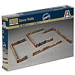 ITALERI - Kit 1:72 Diorami Accessori Walls e Fences 6127S