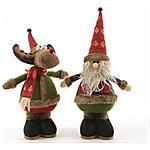 KAEMINGK - Pupazzi di Natale Altezza 30 cm