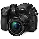 PANASONIC - DMC-GH4 Nero Kit 12-60 mm / F3.5-5.6 Sensore Live...