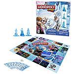 HASBRO - Monopoly Junior Frozen