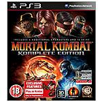 WARNER BROS - PS3 - Mortal Kombat Komplete Edition