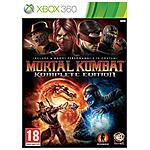 WARNER BROS - X360 - Mortal Kombat Komplete Edition