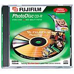 FUJIFILM - PHOTO CD-R 700MB 52X JCASE 1 80 minuti