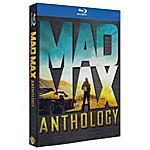 WARNER BROS - Brd Mad Max - Anthology (4 Brd)