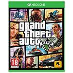 ROCKSTAR - Grand Theft Auto GTA V (Five 5) XBOX One Game