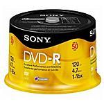 SONY - Dvd-r Registrabile 4.7gb Spind