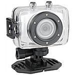 EASYPIX - Action Cam GoXtreme Race Argento Sensore CMOS...