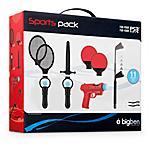 BIGBEN - BB Move Pack 11 accessori sport PS3