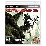 ELECTRONIC ARTS - PS3 - Crysis 3