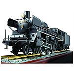 DEAGOSTINI MODELSPACE - Costruisci La Locomotiva C57