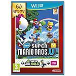 NINTENDO - WIIU - New Super Mario Bros. U + New Super Luigi U...