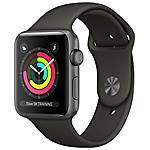 APPLE - Watch Serie 3 con GPS e cassa da 38 mm in...