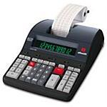 OLIVETTI - Calcolatrice Scrvente Professionale 12 Cifre LCD...