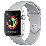 APPLE - Watch Serie 3 con GPS e cassa da 42 mm in...