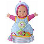 FAMOSA - Bambola soffice con effetti sonori e luminosi