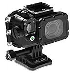 NILOX - Action Cam F-60 EVO Sensore CMOS Full HD Display...