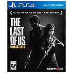 SONY - PS4 - The Last of Us Remastered