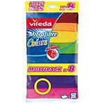 VILEDA - 150890 8 Panni Style in Microfibra