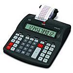 OLIVETTI - Calcolatrice Scrivente Summa 303 Nera 200 x 235 x...