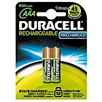 CFG - Staycharged Batterie Ricaricabili AAA Ministilo 2x
