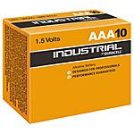DURACELL - stock 70 Batterie Industrial Procell Pile Alcaline...