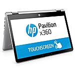HP - Notebook 2 in1 Pavilion x360 14-ba023nl Monitor...