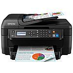 EPSON - WF-2750DWF Multifunzione Stampa Copia Scansione...