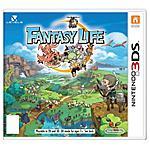 NINTENDO - N3DS - Fantasy Life