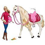 MATTEL - Barbie Cavallo Dei Sogni Tv