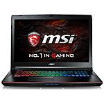 MSI - Notebook Gaming GE72VR 7RF 17.3
