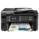 EPSON - WorkForce WF-3620DWF Stampante Multifunzione...