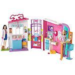 MATTEL - Barbie Studio Veterinario Tv