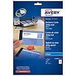 AVERY - Biglietti da visita Quick&Clean C32015-25