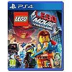 WARNER BROS - PS4 - Lego Movie Videogame
