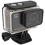 ACTIVEON - Action Cam CX Gold Sensore CMOS 16Mpx Full HD...