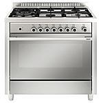 GLEM GAS - Cucina Elettrica M96TMI 5 Fuochi Gas Forno...