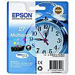 EPSON - C13T27054012 Cartuccia Ink Originale Ciano Magenta...