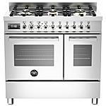 BERTAZZONI - Cucina Elettrica PRO906MFEDXT 6 Fuochi a Gas Forno...