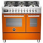 BERTAZZONI - Cucina Elettrica PRO906MFEDART 6 Fuochi a Gas...
